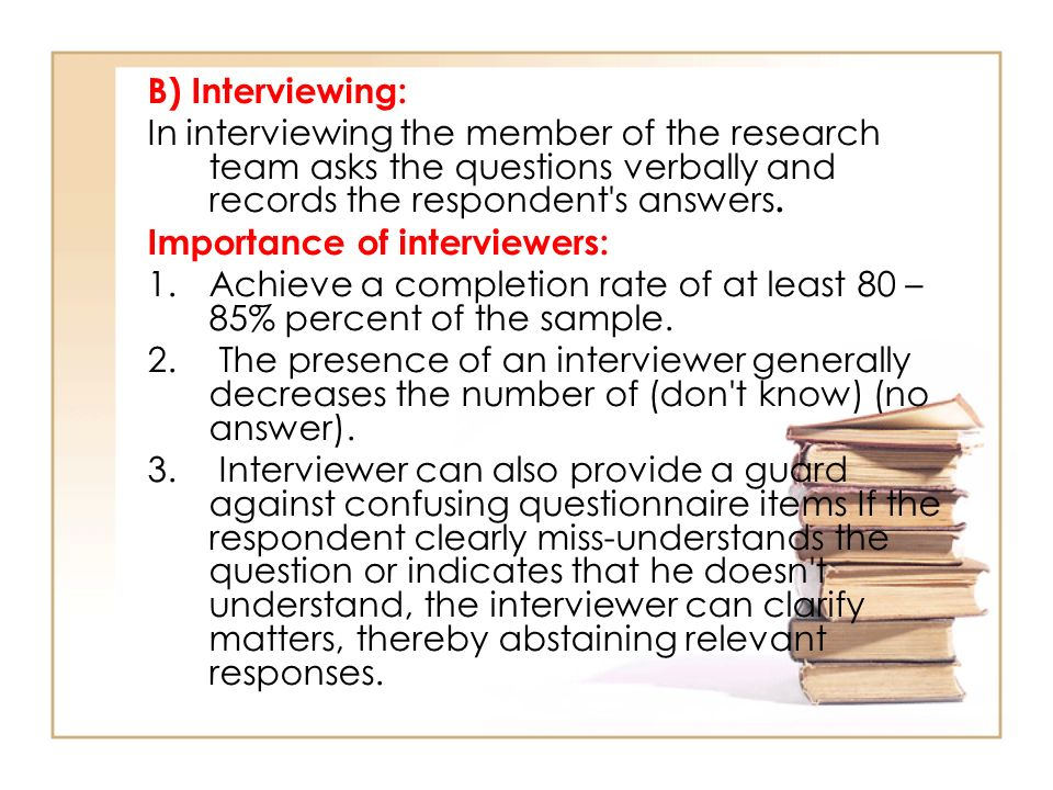 importance of data collection in research pdf