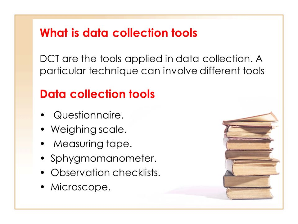 tools and techniques of collecting data for case study Learn how to collect your data and if that's not the case an extensive list of both for collecting and analyzing data and on computerized disease.