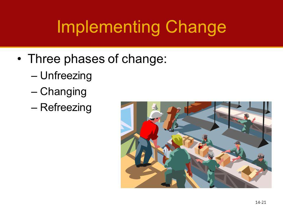 implementing a change Implementing change the first five steps of the road map to reduce disparities cover a lot of material about designing and planning for disparities reduction.