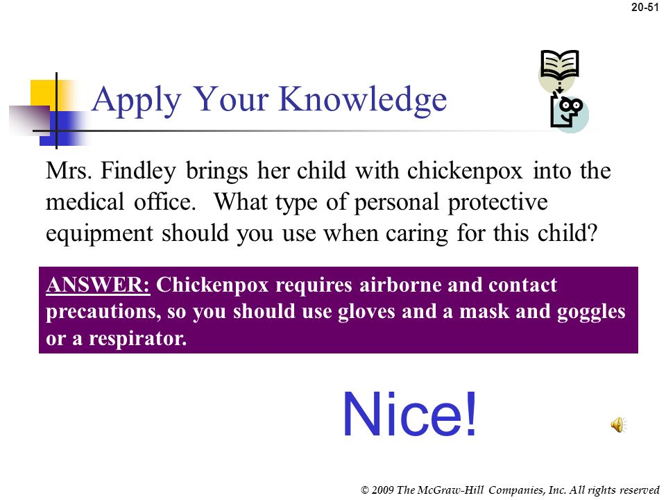 Nice! Apply Your Knowledge