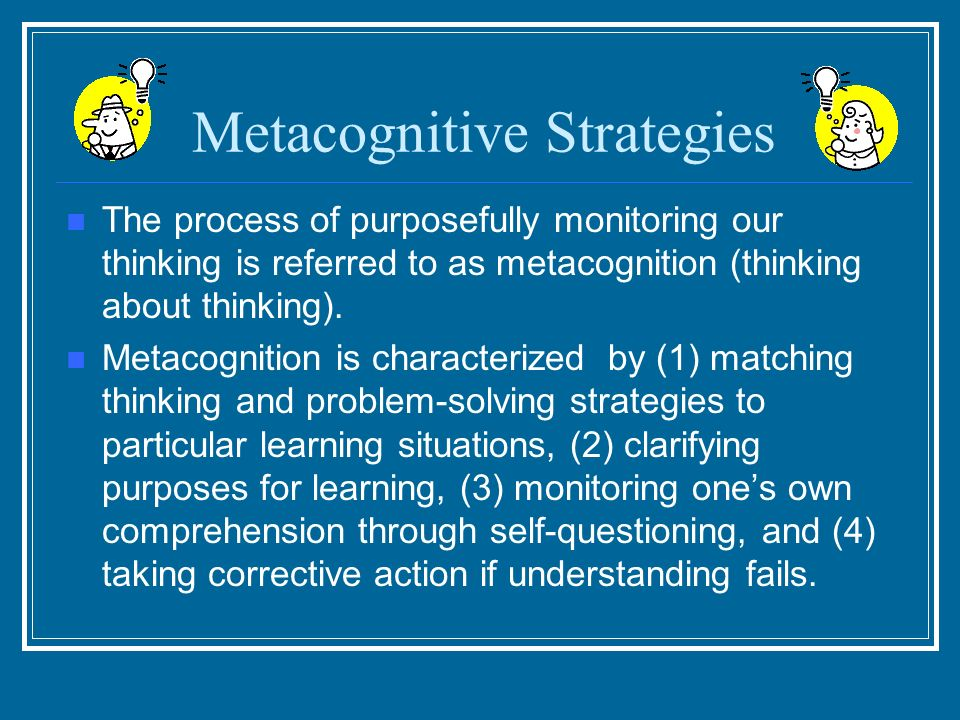 Strategies that can be used to clarify misunderstanding
