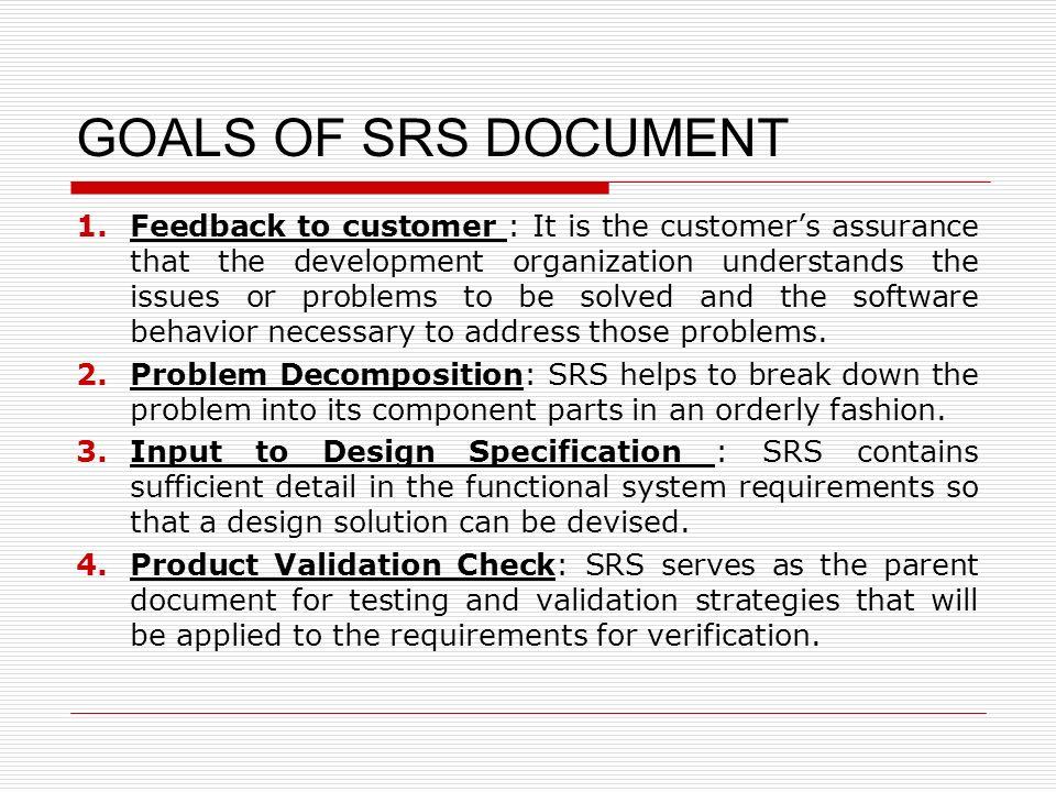 Modern Ieee Standard Srs Template Frieze - Examples Professional ...
