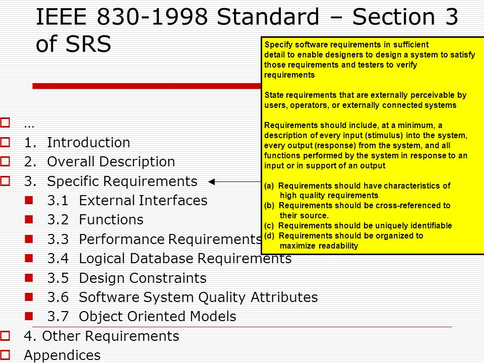 Pretty Ieee Specification Template Images Gallery >> Real Time ...