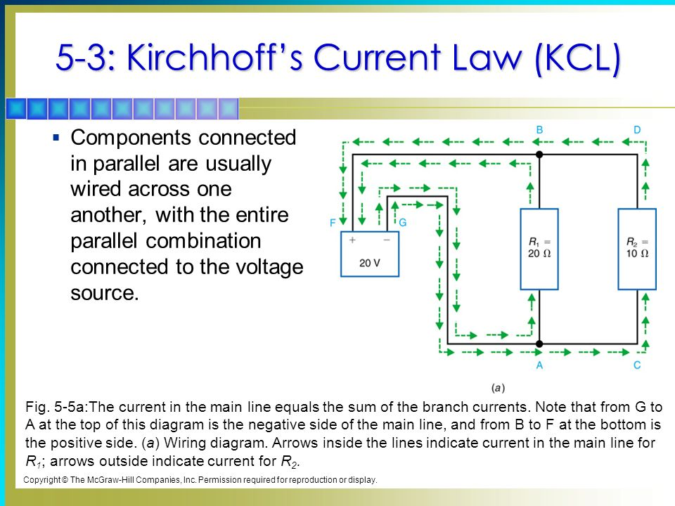 kirchhoff current and voltage laws pdf