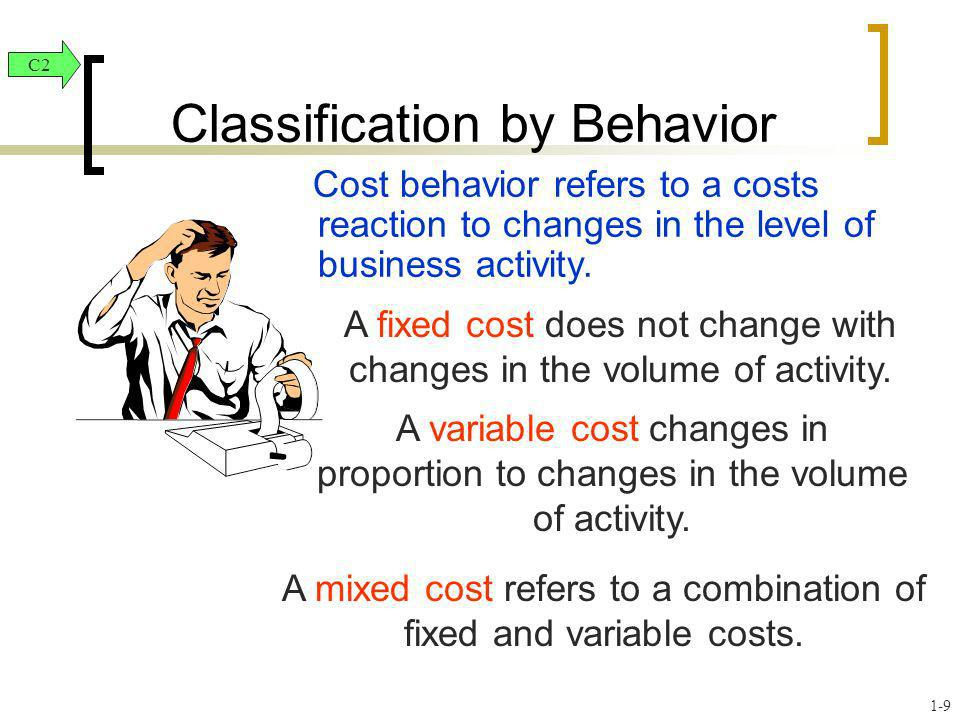 Classification by Behavior