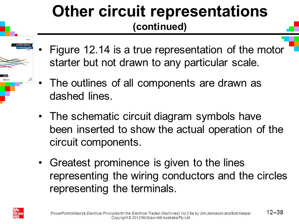 Chapter 12 electrical drawing practices ppt video online download other circuit representations continued ccuart Image collections