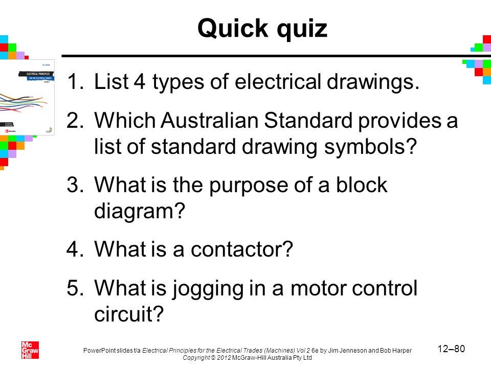 Schematic Quiz The Wiring Diagram readingratnet