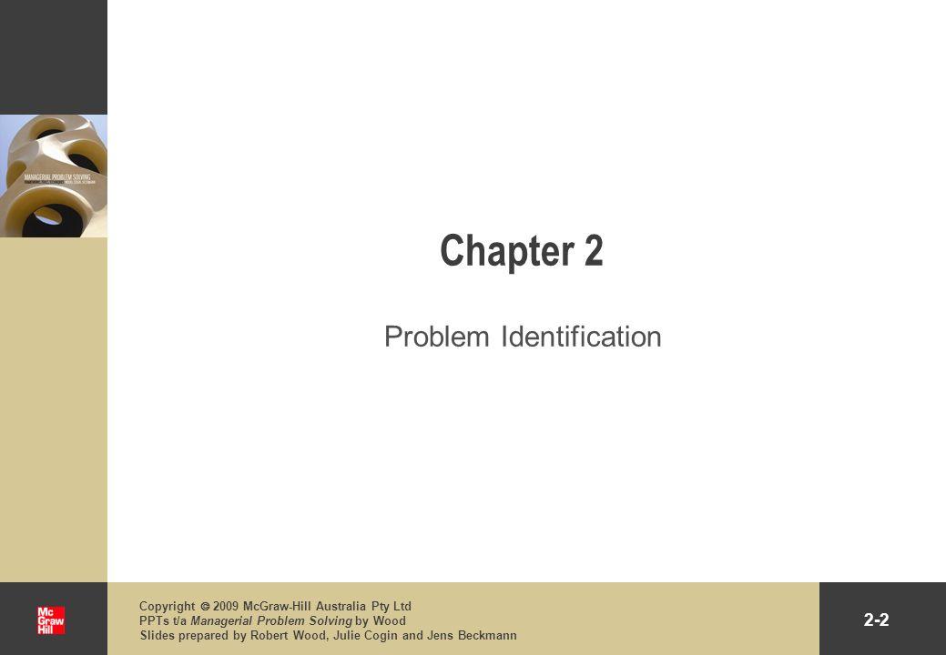 Problem Identification