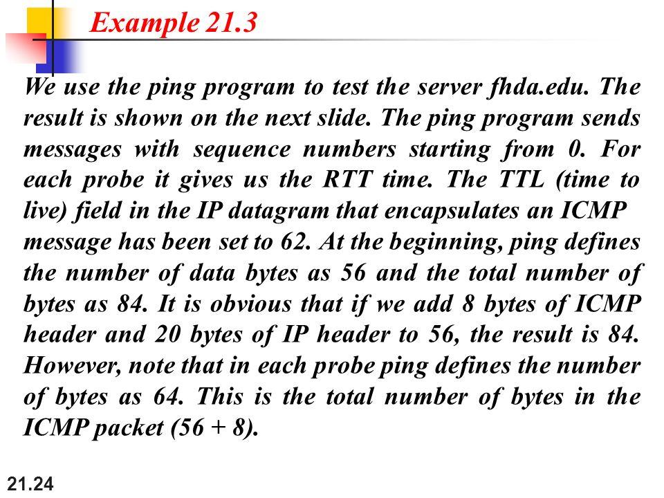 Example 21.3