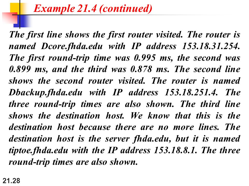 Example 21.4 (continued)