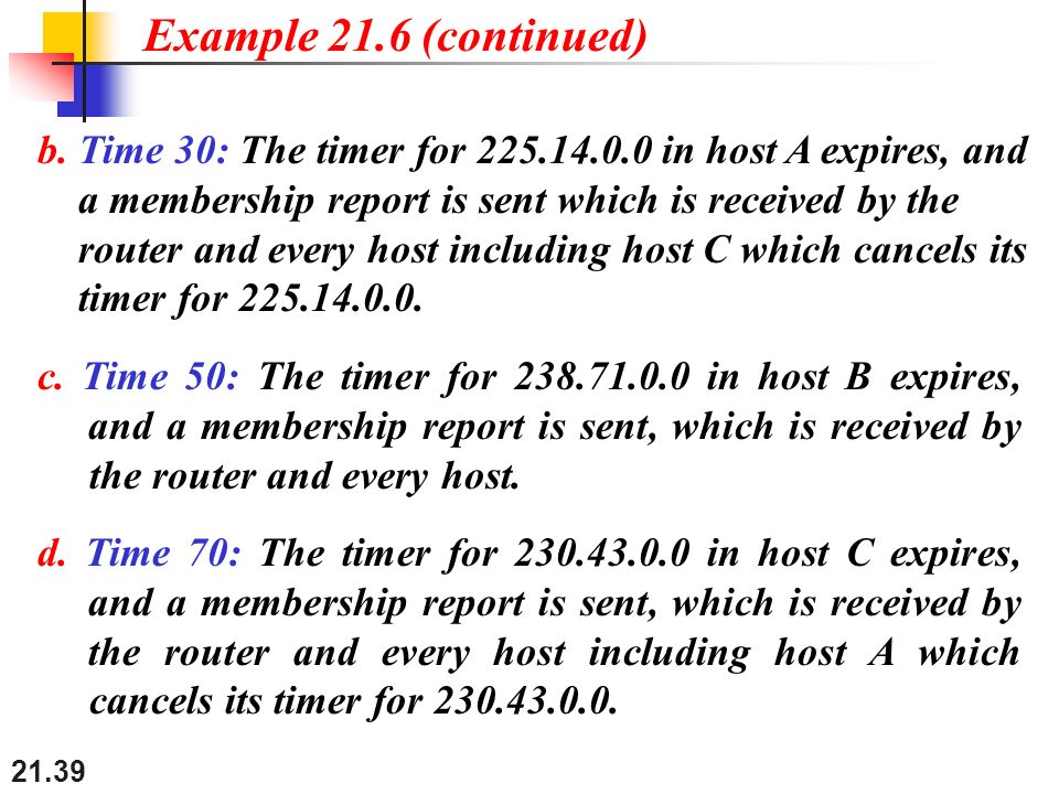 Example 21.6 (continued)