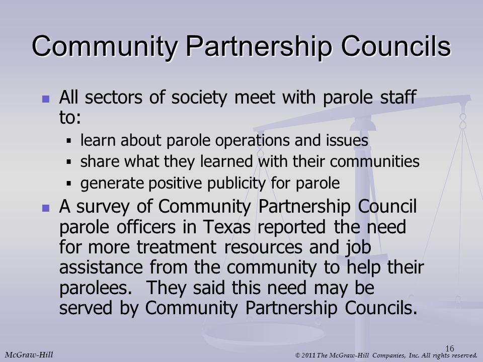 Community Partnership Councils