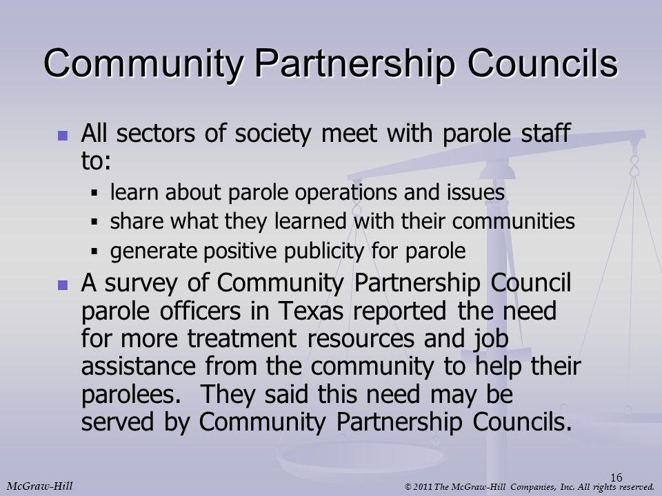 Community Partnership Councils