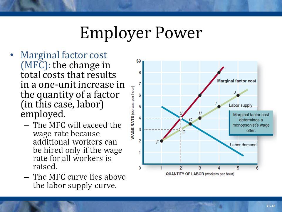 Employer Power