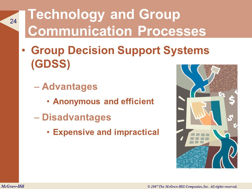 Technology and Group Communication Processes