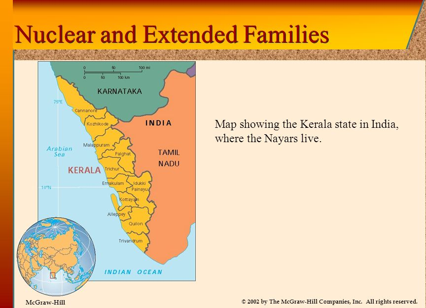Nuclear and Extended Families