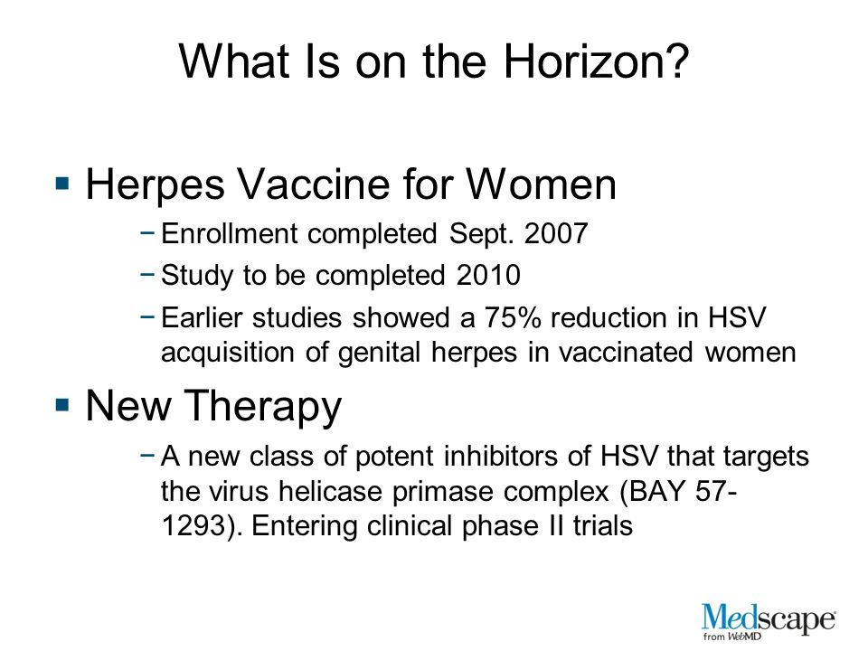 Genital Herpes Black Women