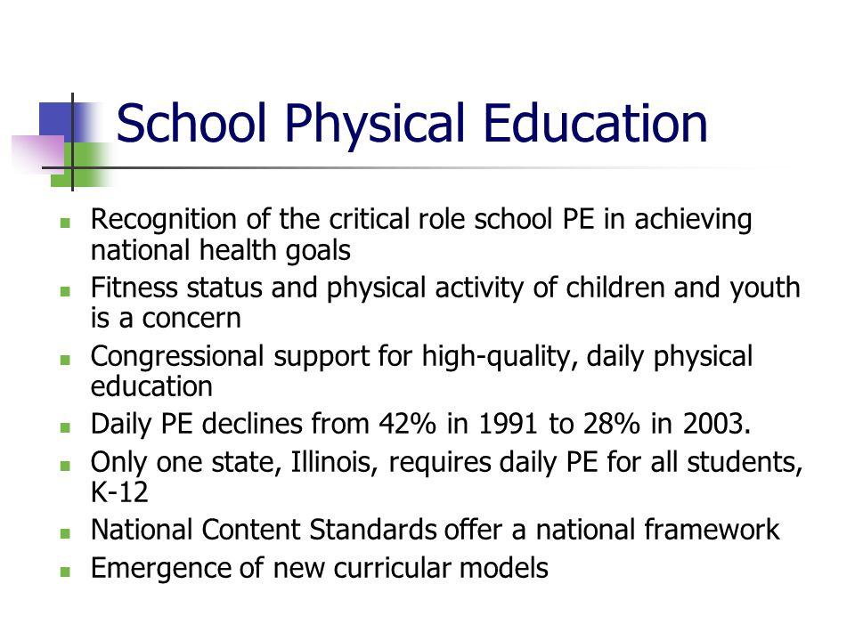 School Physical Education