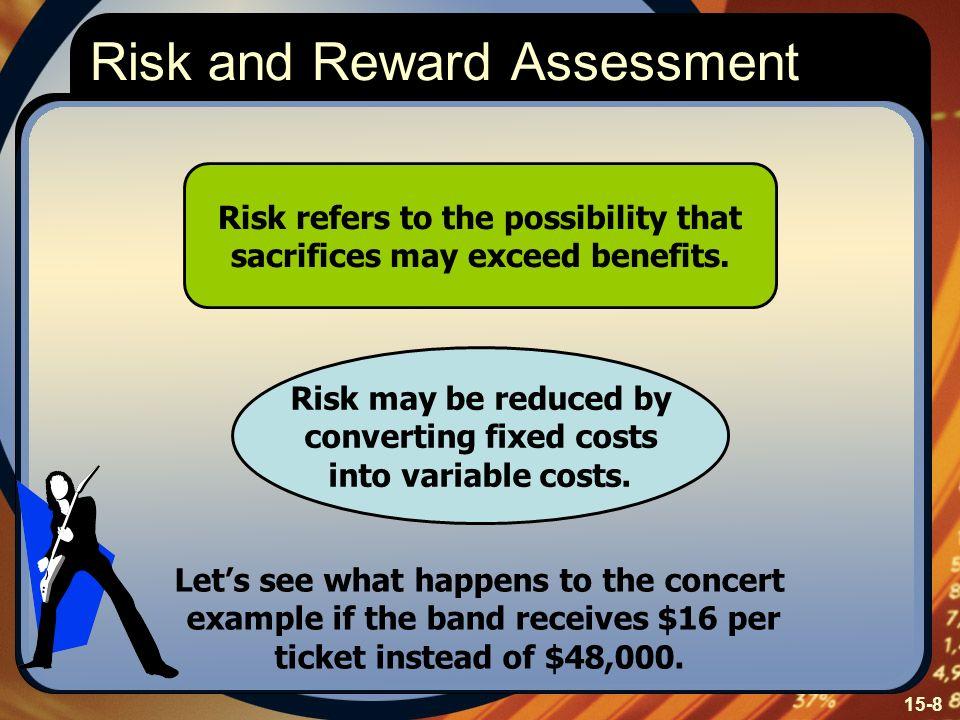 Risk and Reward Assessment