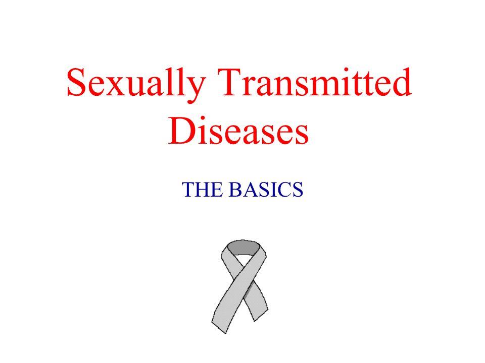 Sexually transmitted diseases social factors that affect