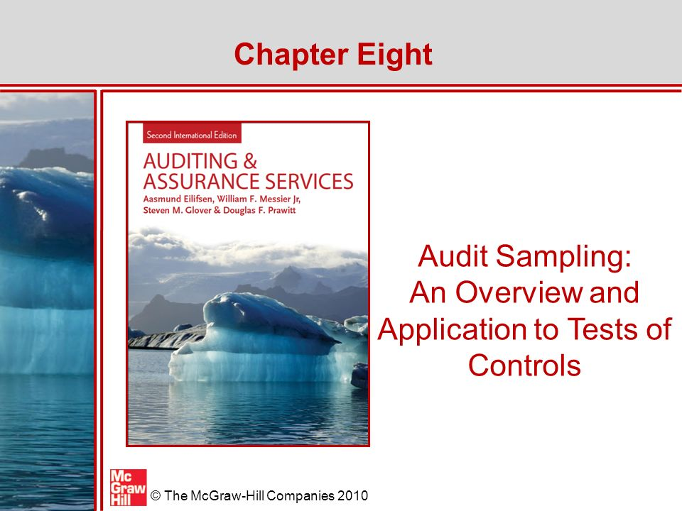 Audit Sampling: An Overview and Application to Tests of Controls