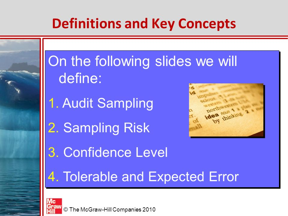 Definitions and Key Concepts