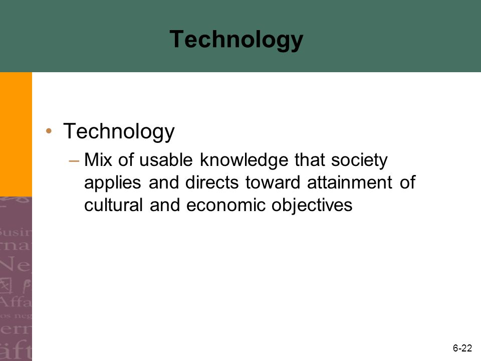 Technology Technology