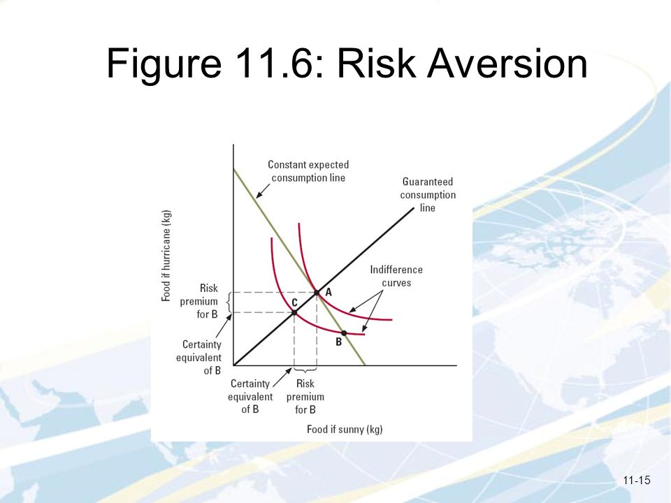 Figure 11.6: Risk Aversion 11-15