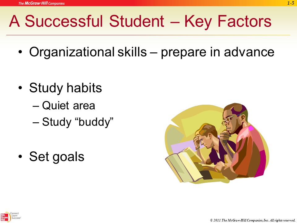 A Successful Student – Key Factors
