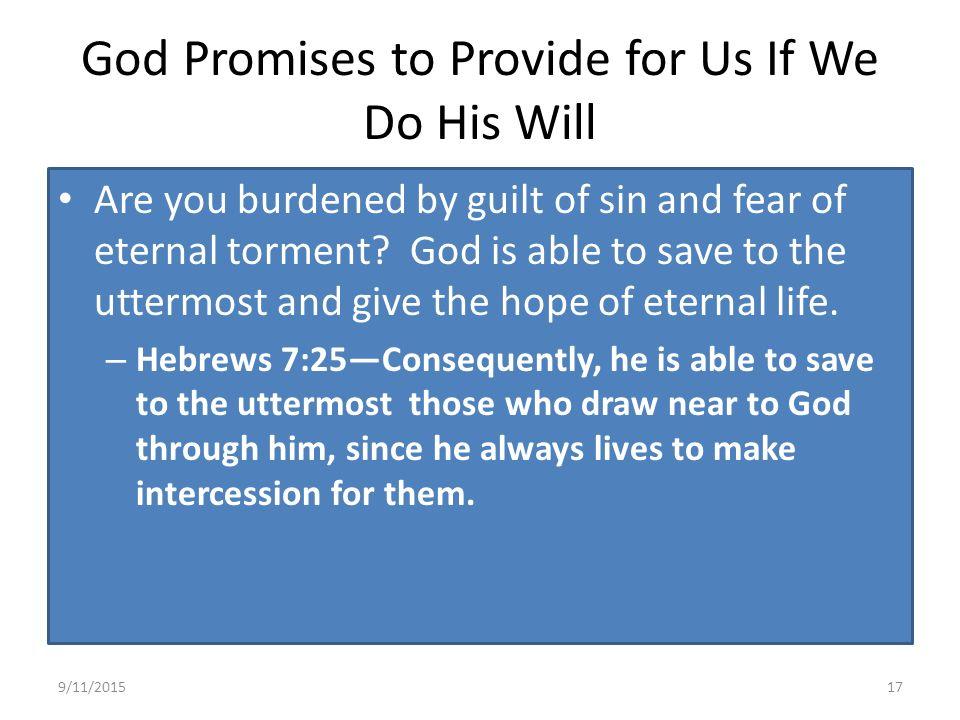 17 god     the providence of god 4 21  ppt video online download  rh   slideplayer