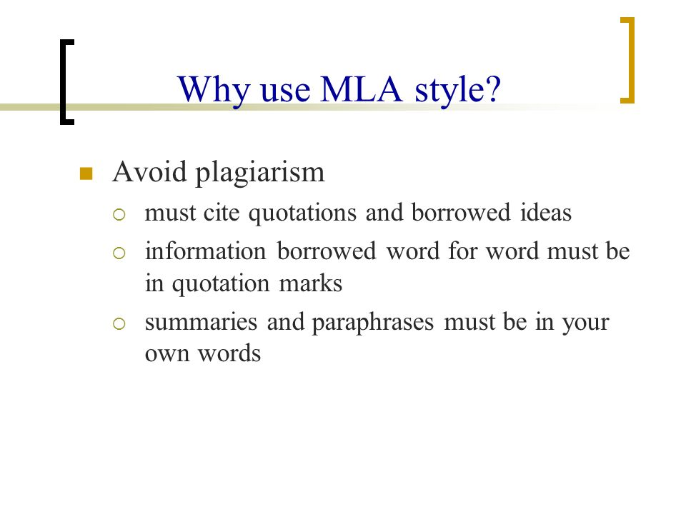 mla format of an outline for a research paper for the most best