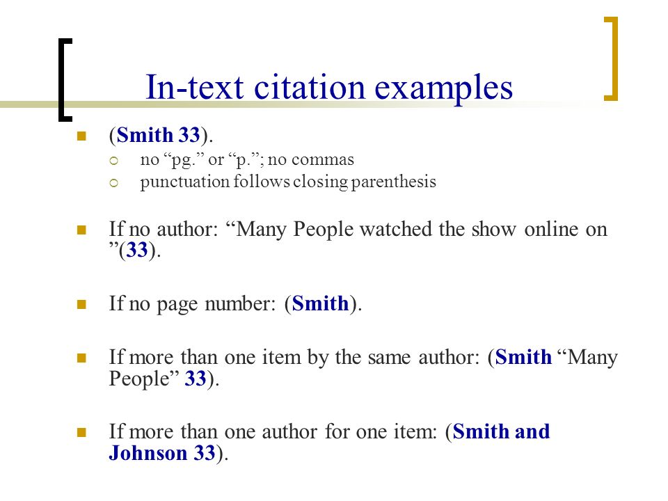 how to find number of citations