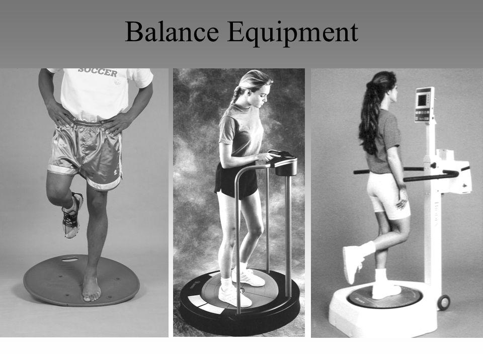 Balance Equipment