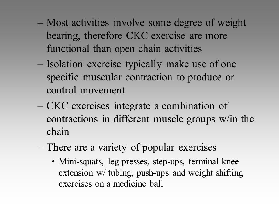 Chapter 16: Using Therapeutic Exercise in Rehabilitation ...
