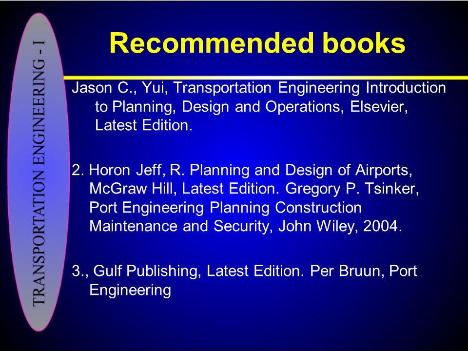 Transportation Engineering I Ppt Video Online Download