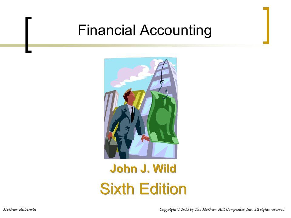 John J. Wild Sixth Edition