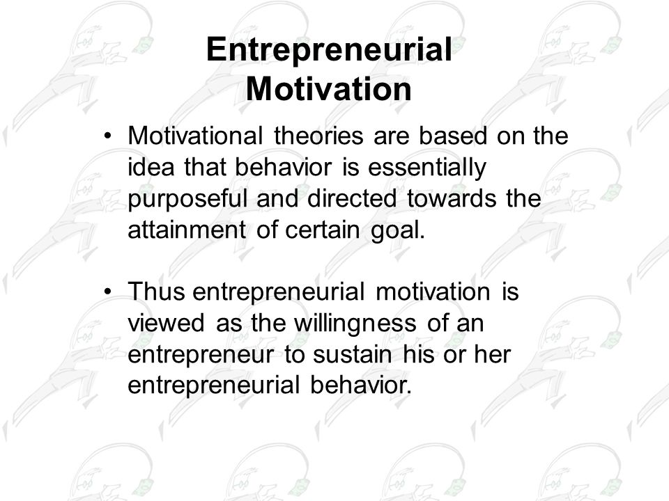 motives of the portfolio based entrepreneur Portfolio entrepreneur  those who own more than one business at a time types  related literature to portfolio entrepreneurship family business  habitual entrepreneurs add new businesses and thereby form business groups based on different motives.