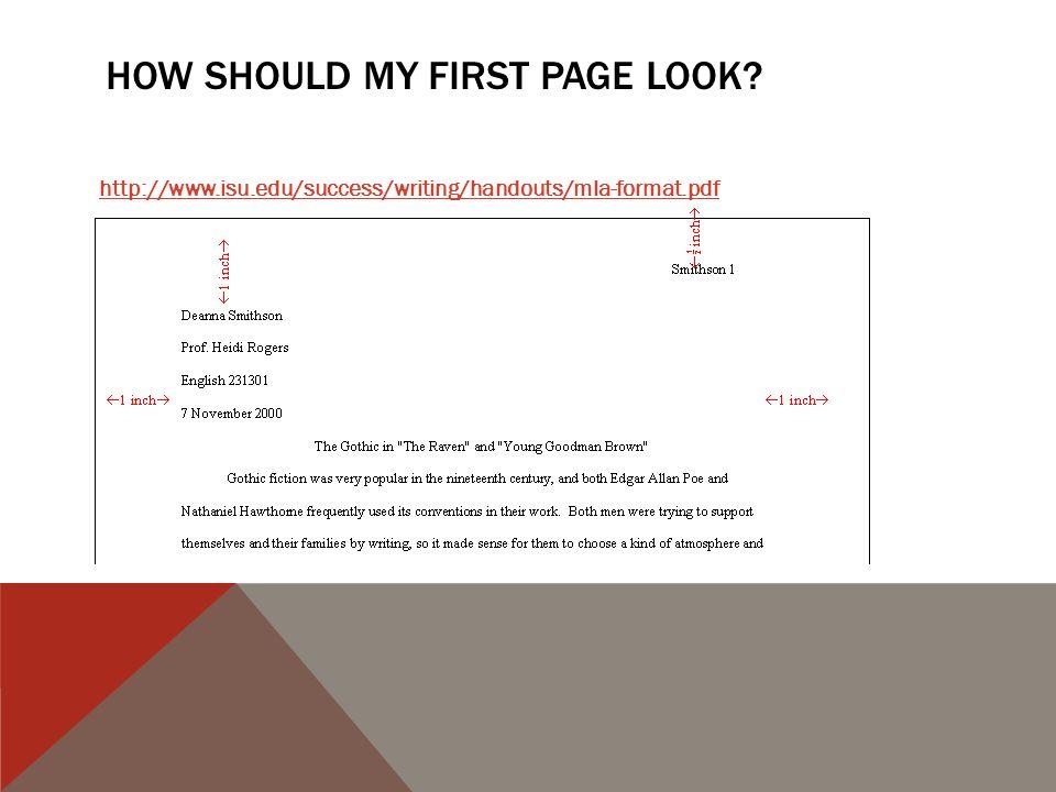 APA Running Header MS Word APA Style Guide Lightning