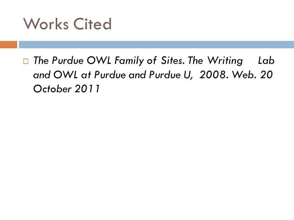 owl perdue research paper This paper examines cummings et al's research in relation to three other research articles to suggest that all  more collections explore our world-changing research stem to see why purdue is a national and global leader in discovery and innovation.