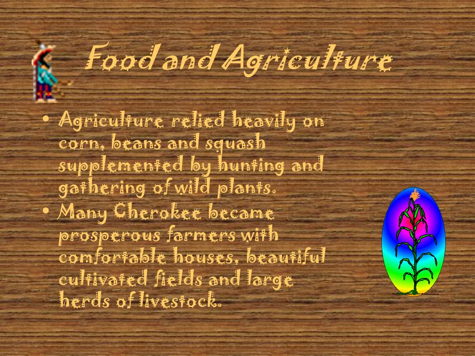 Creek Indian Food