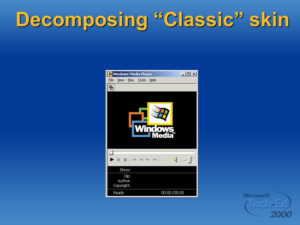 Decomposing Classic skin