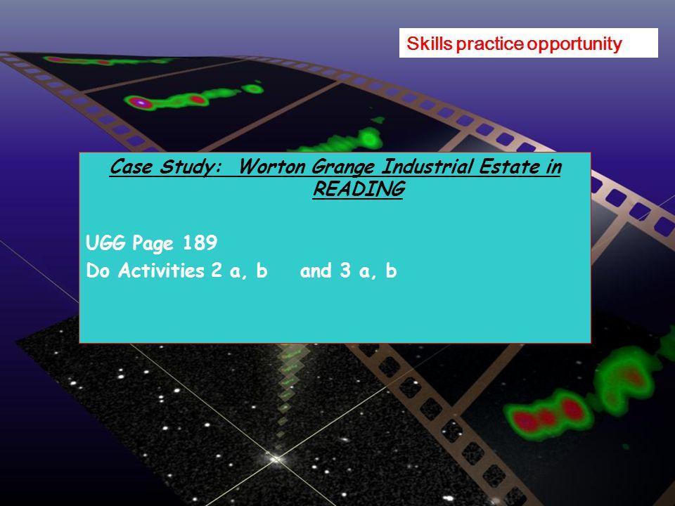 Case Study: Worton Grange Industrial Estate in READING