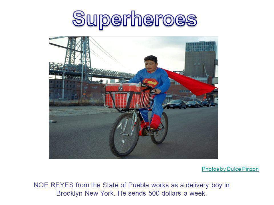 SuperheroesPhotos by Dulce Pinzon.