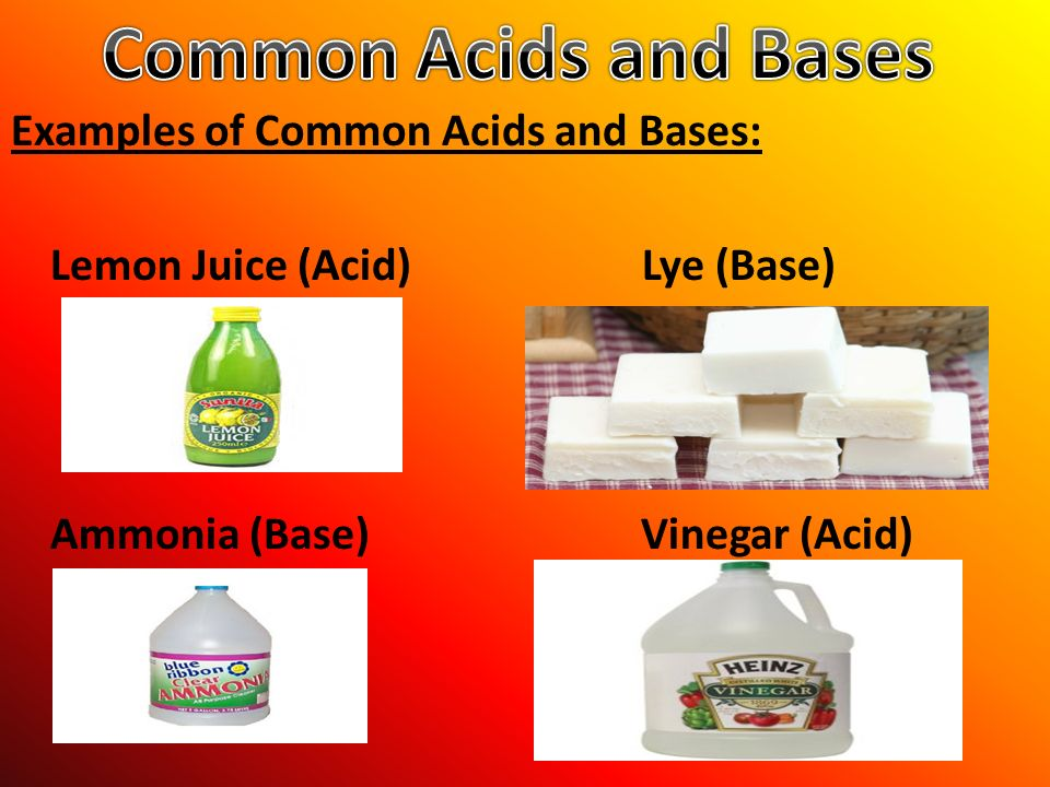 Acids vs bases chemical counterparts ppt video online for House of acid