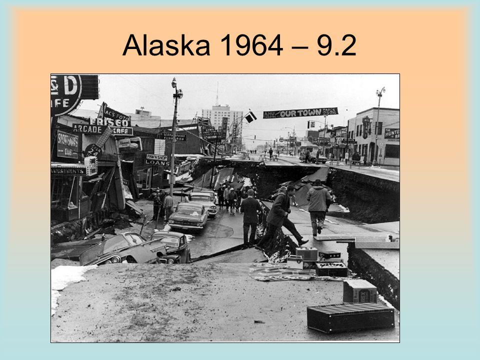 Alaska 1964 – 9.2