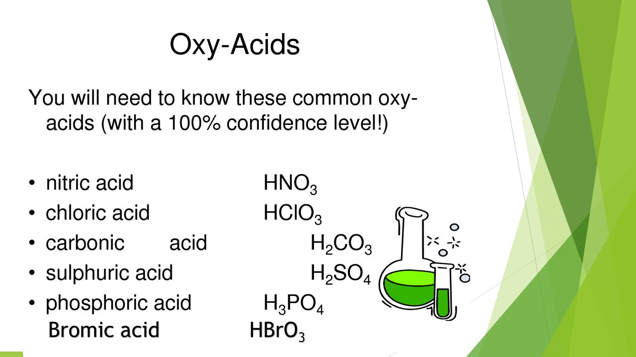 Acids, Bases, & Salts. - ppt download