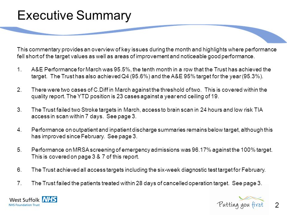 targets executive summary Executive summary overview in accordance with the moving ahead for progress in the 21st century act establish asset condition performance measures and targets, and.