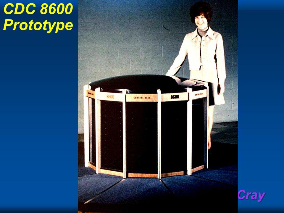 CDC 8600 Prototype