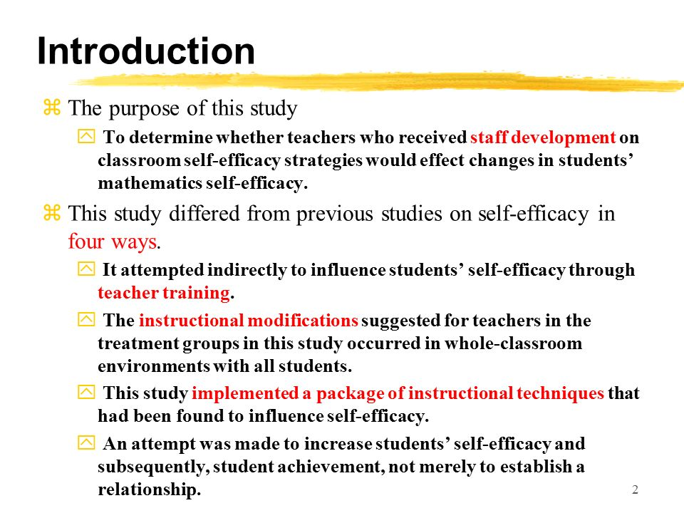 A Correlational Study of Teacher Efficacy and Culturally ...
