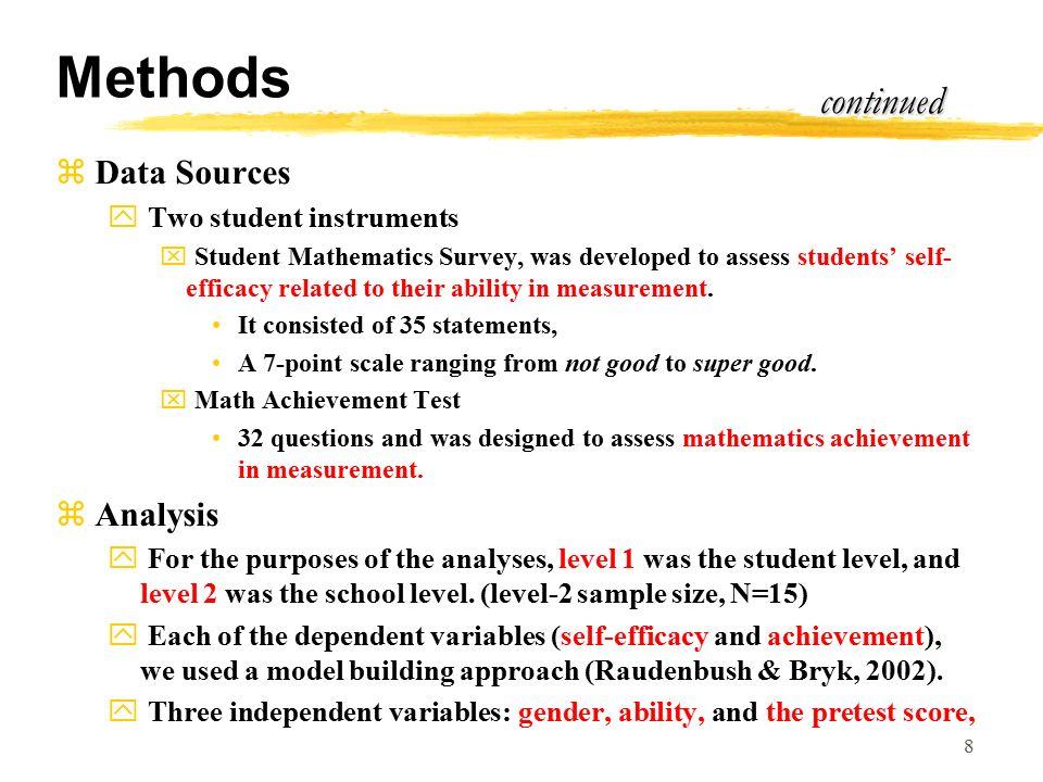 teacher variables as predictor of mathematics Khalifa university students' attitudes towards mathematics in the light of variables  predictor of selecting a mathematics  mathematics were the teacher.